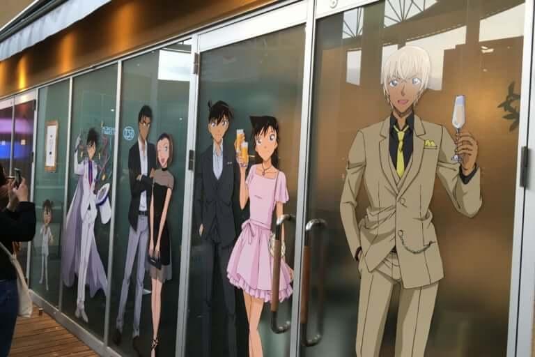 【阿倍野区】大人気の連日大行列!あべのキューズモールで『名探偵コナンカフェ2019』が開催中です!