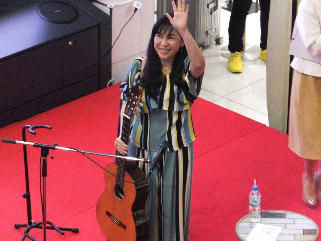 小野リサ HappyWomanFesta2020