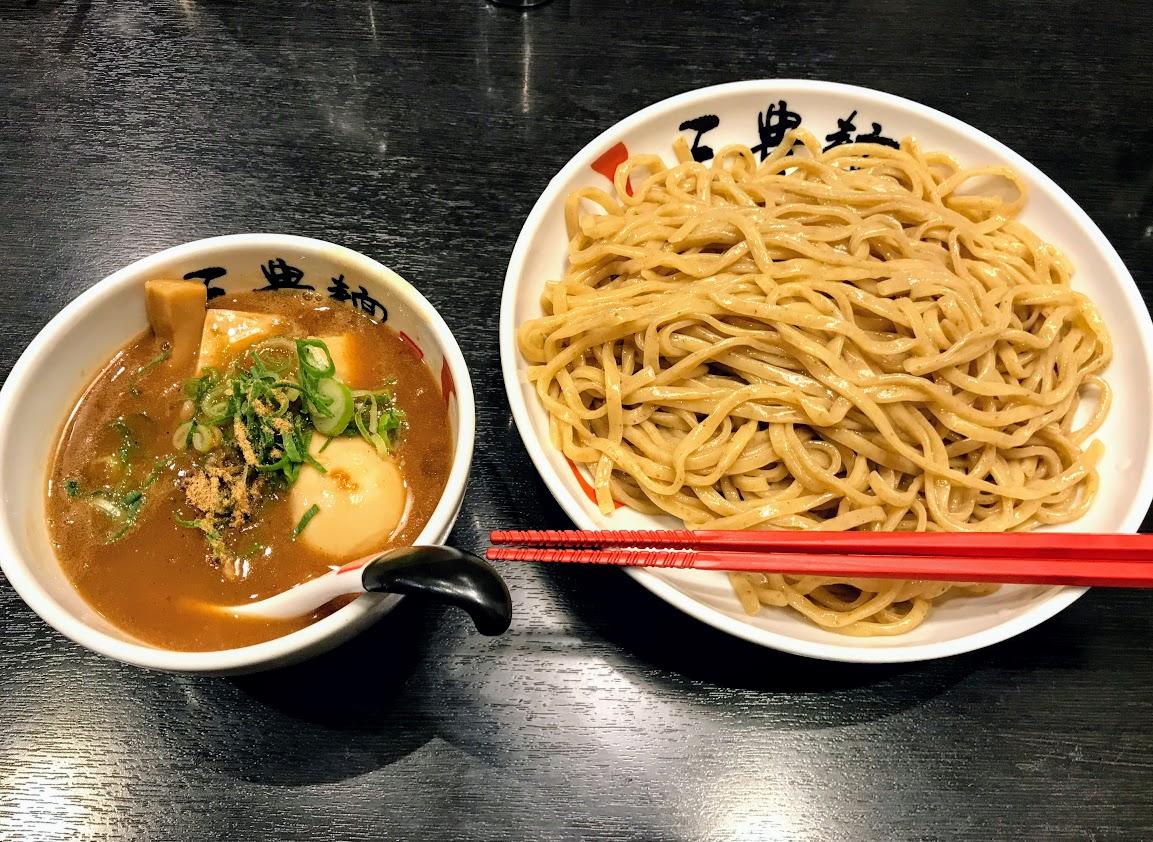 三豊麺つけ麺