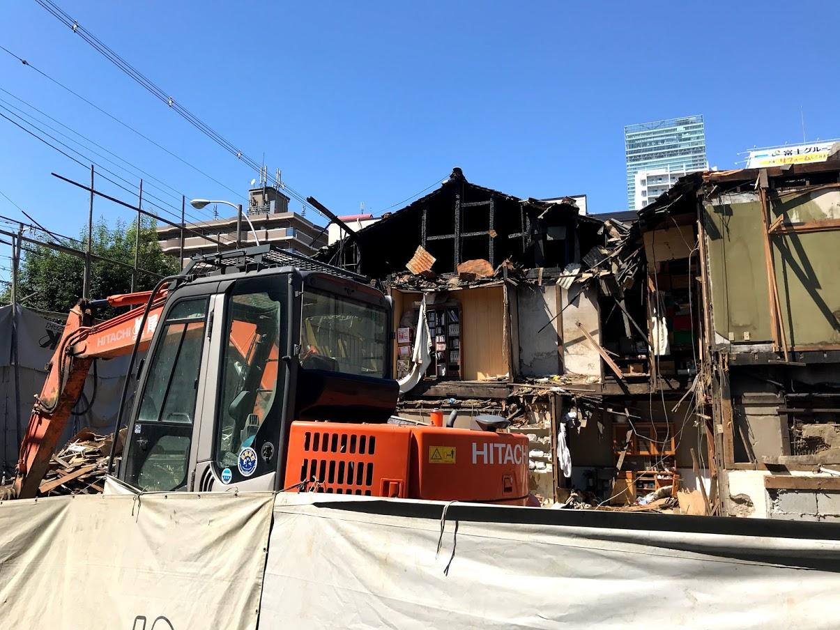 火事 阿倍野 速報!画像あり!大阪市阿倍野区阿倍野筋付近で火災発生|5月5日