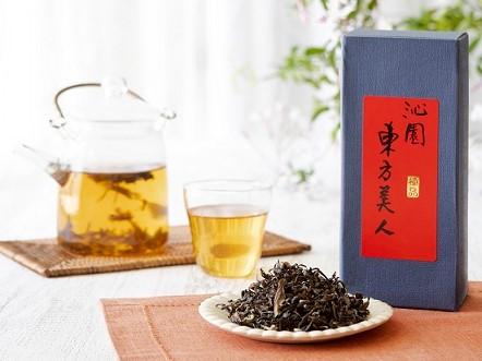 Oolong Market 茶市場