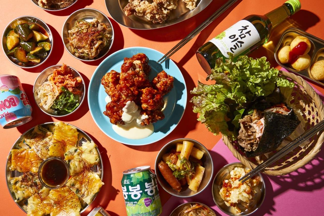 韓国料理食べ放題